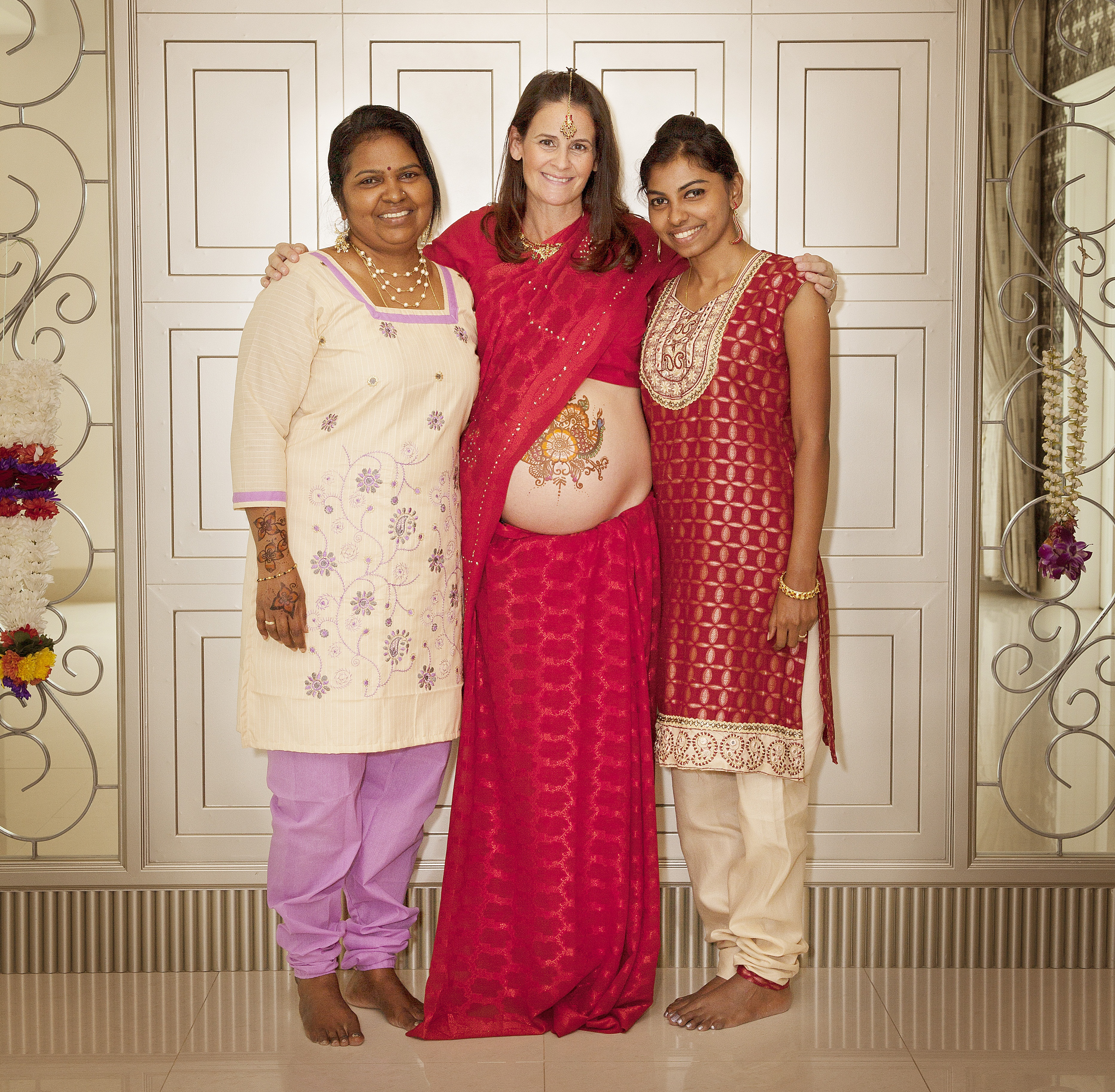 A Bollywood Baby Shower The Mennens